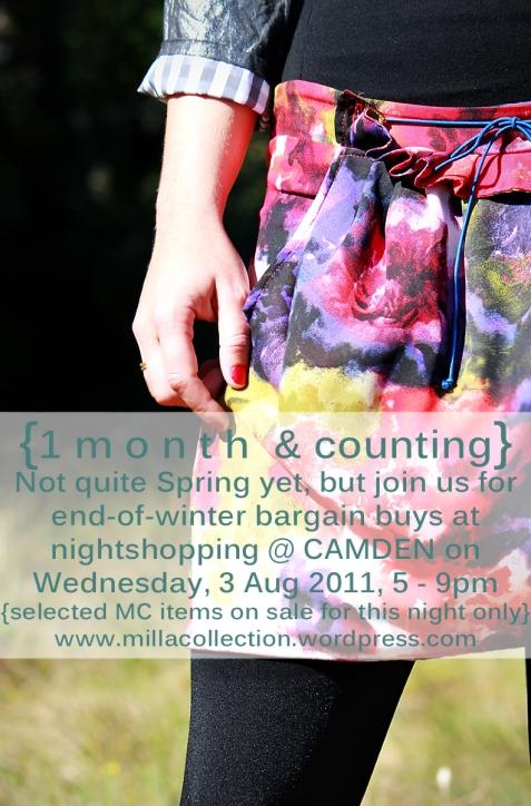 spring camden millacollection sale