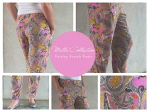 Pink paisley Scotch pants Code: PSC ZAR 320.00
